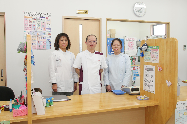 太平薬品|山口県下関市の地域薬局